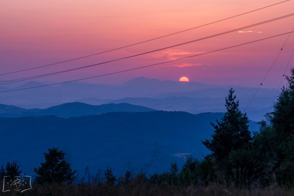 Brokenz Balkanz sunset