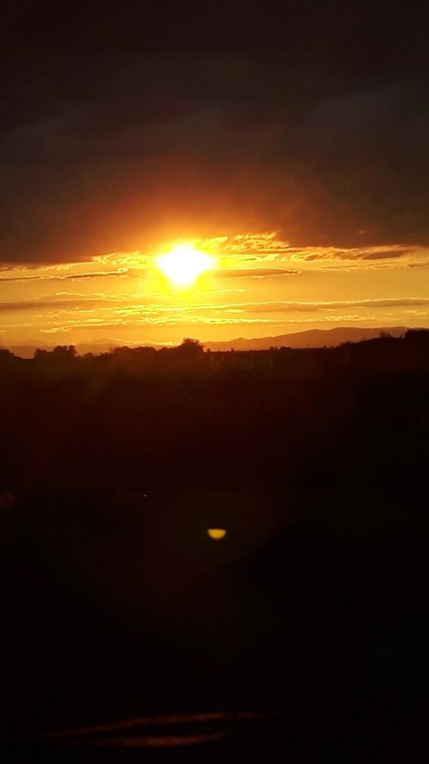 Plovdiv_Sunset