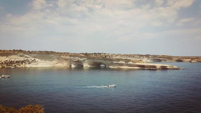 най-добрите плажове в Малта Гозо