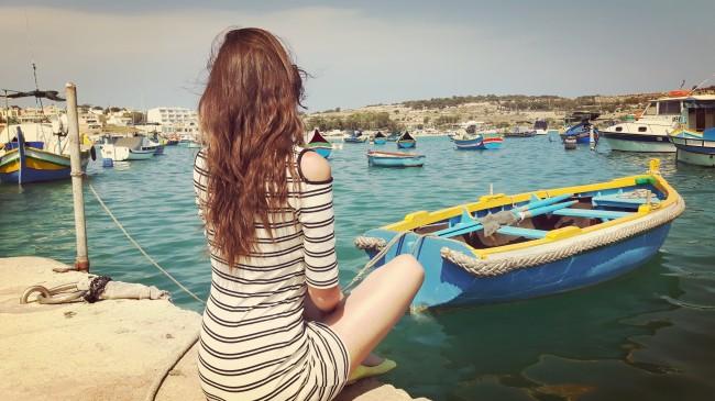 най-добрите плажове в Малта