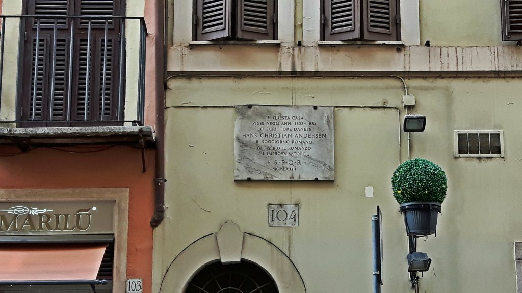 rome-hans-christian-andersen