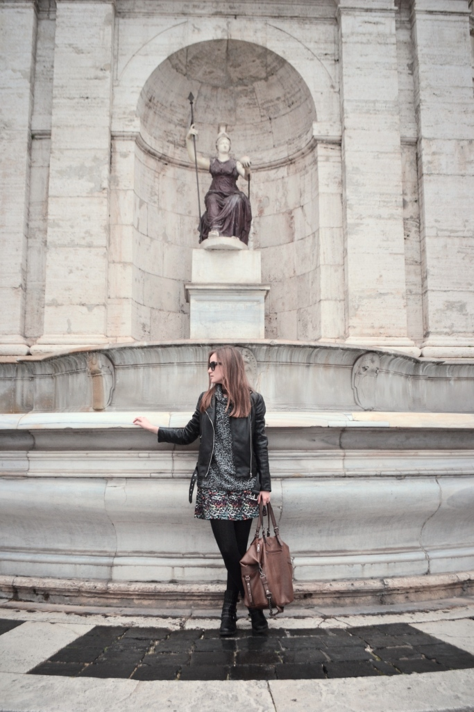 50 shades of Rome - Nathalie Dakova