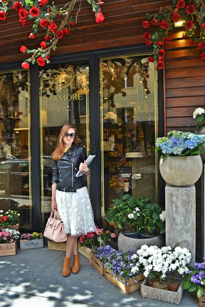 бутици за цветя в София
