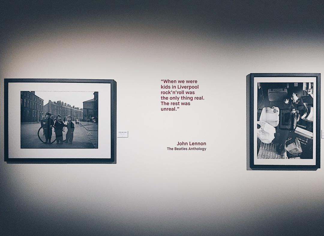 The Beatles exhibition - Palazzo Fava Bologna