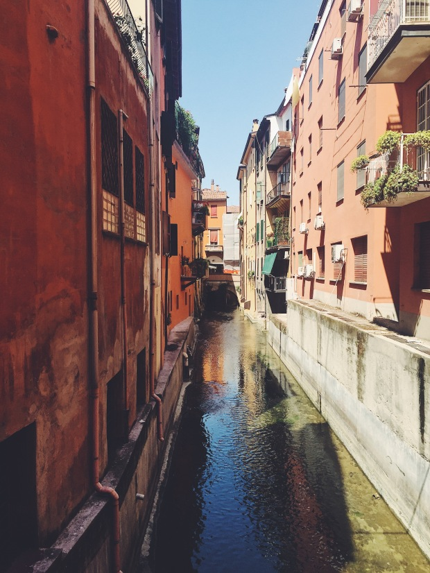 Little Venice - Bologna canals