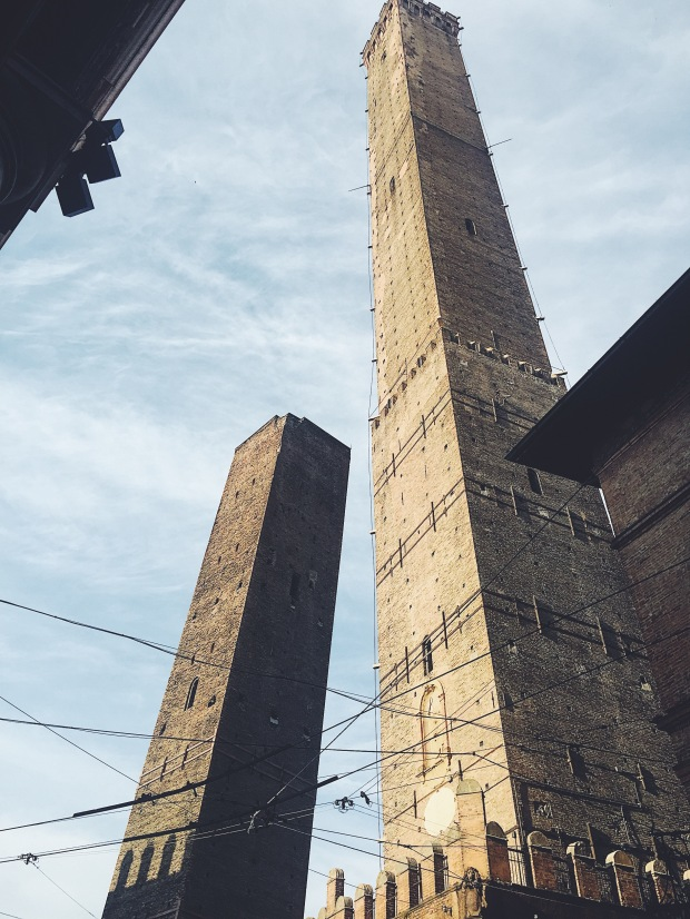 Bologna Towers - Asinelli and Garisenda