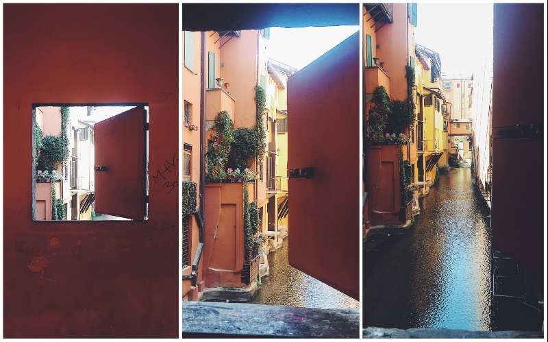 Hidden secrets of Bologna - Little Venice