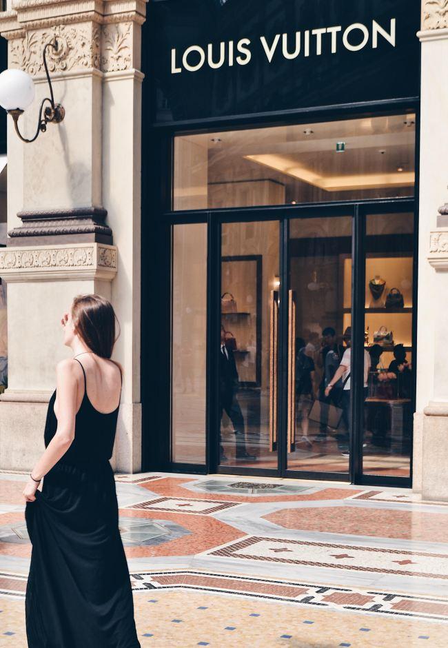 Fashion in Milano