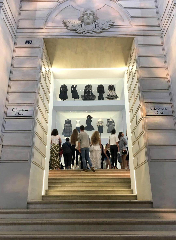 70 years Dior Paris - Musee des arts decoratifs