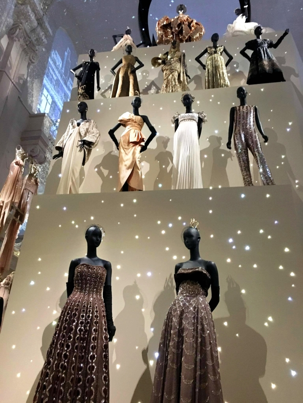 7o years Dior - Dior models