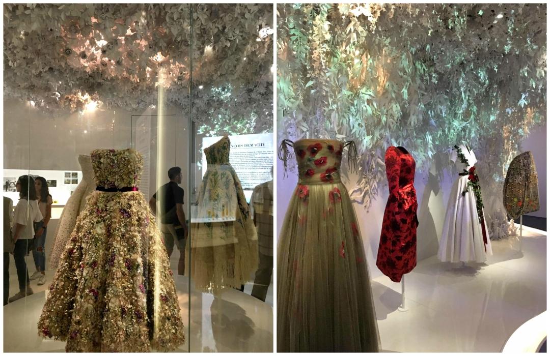 70 years Dior - Dior models - Dior Paris