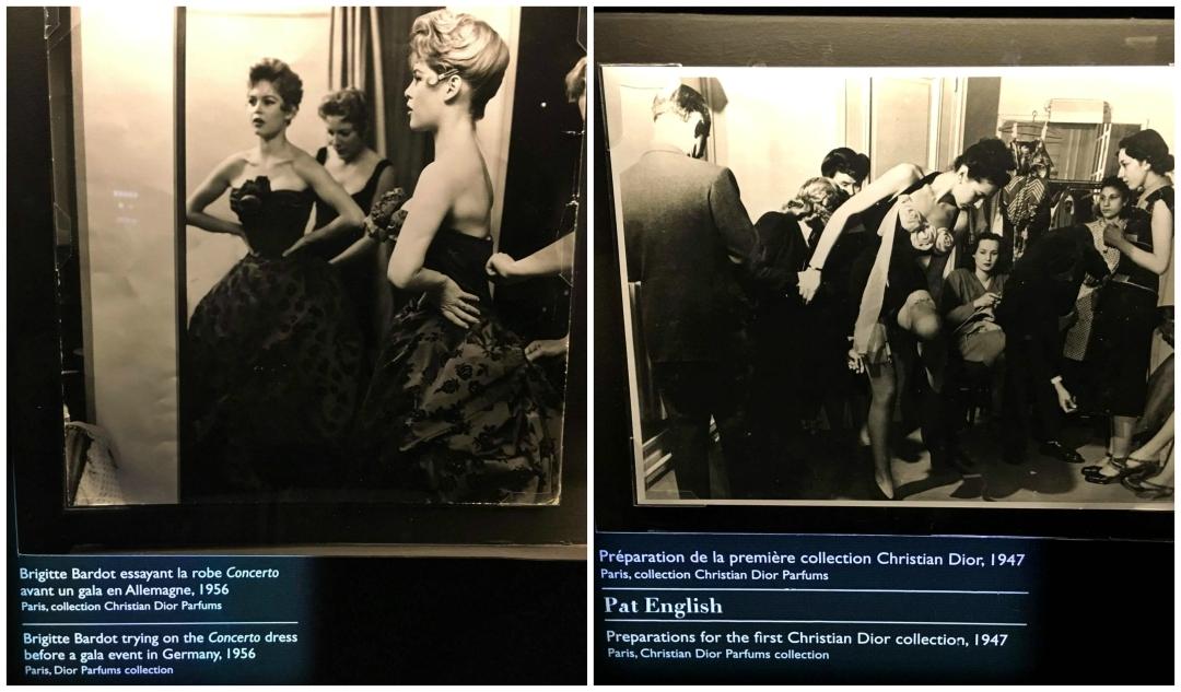 Christian Dior - Brigitte Bardot - collection 1956