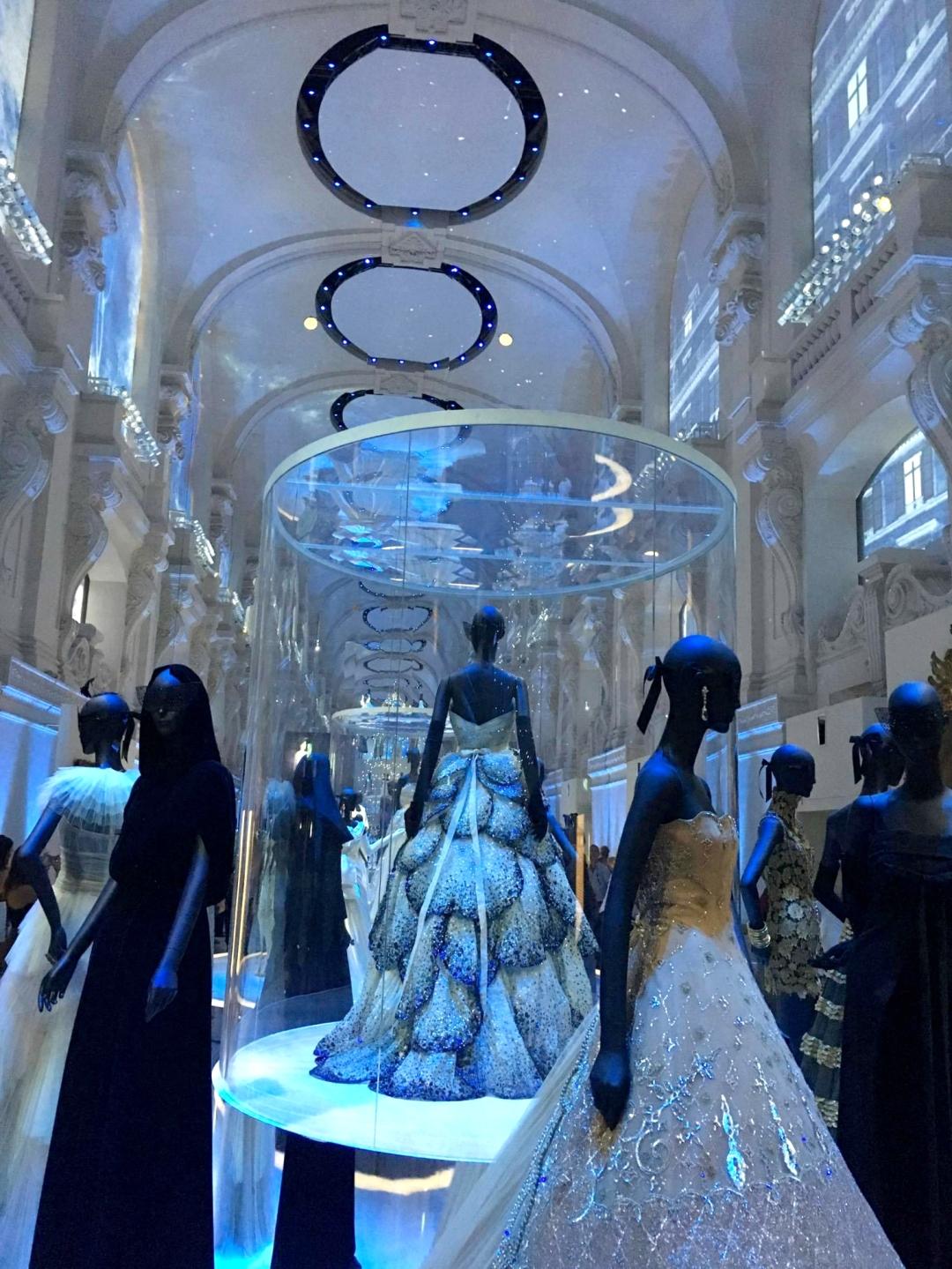70 years Dior - Dior models - Dior dresses