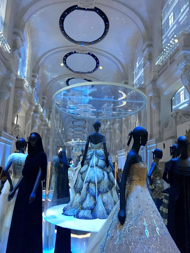 70 years Dior - Dior models - Dior dresses
