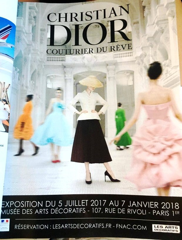 Christian Dior 70 years Paris