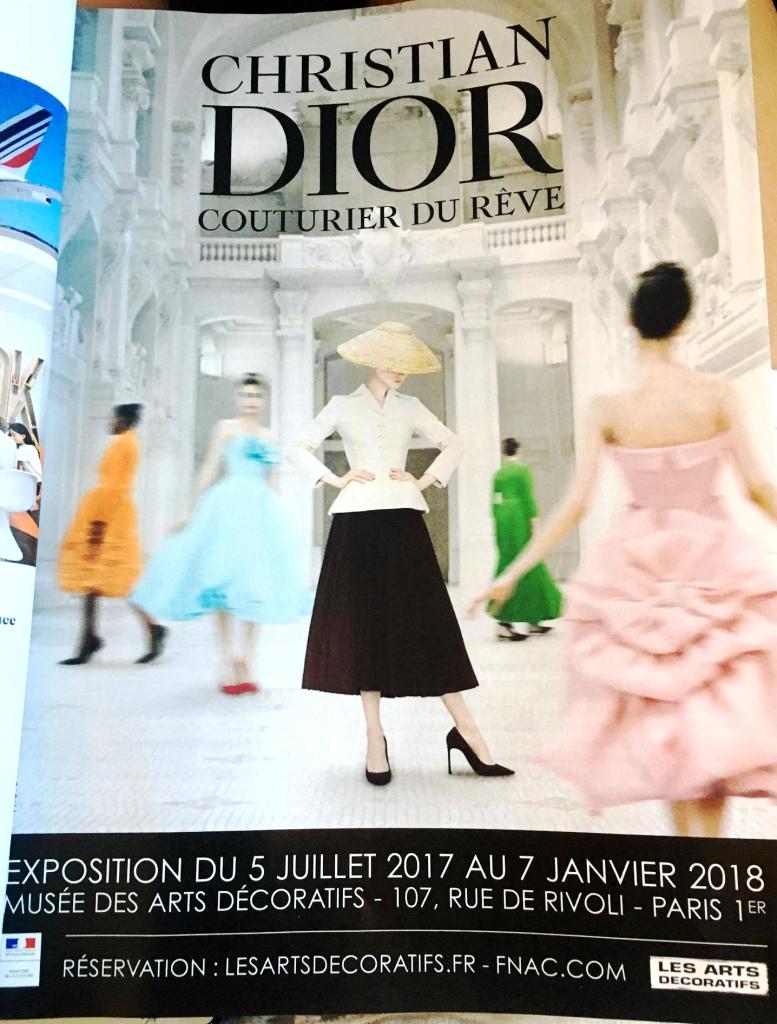 Christian Dior 70 years Paris