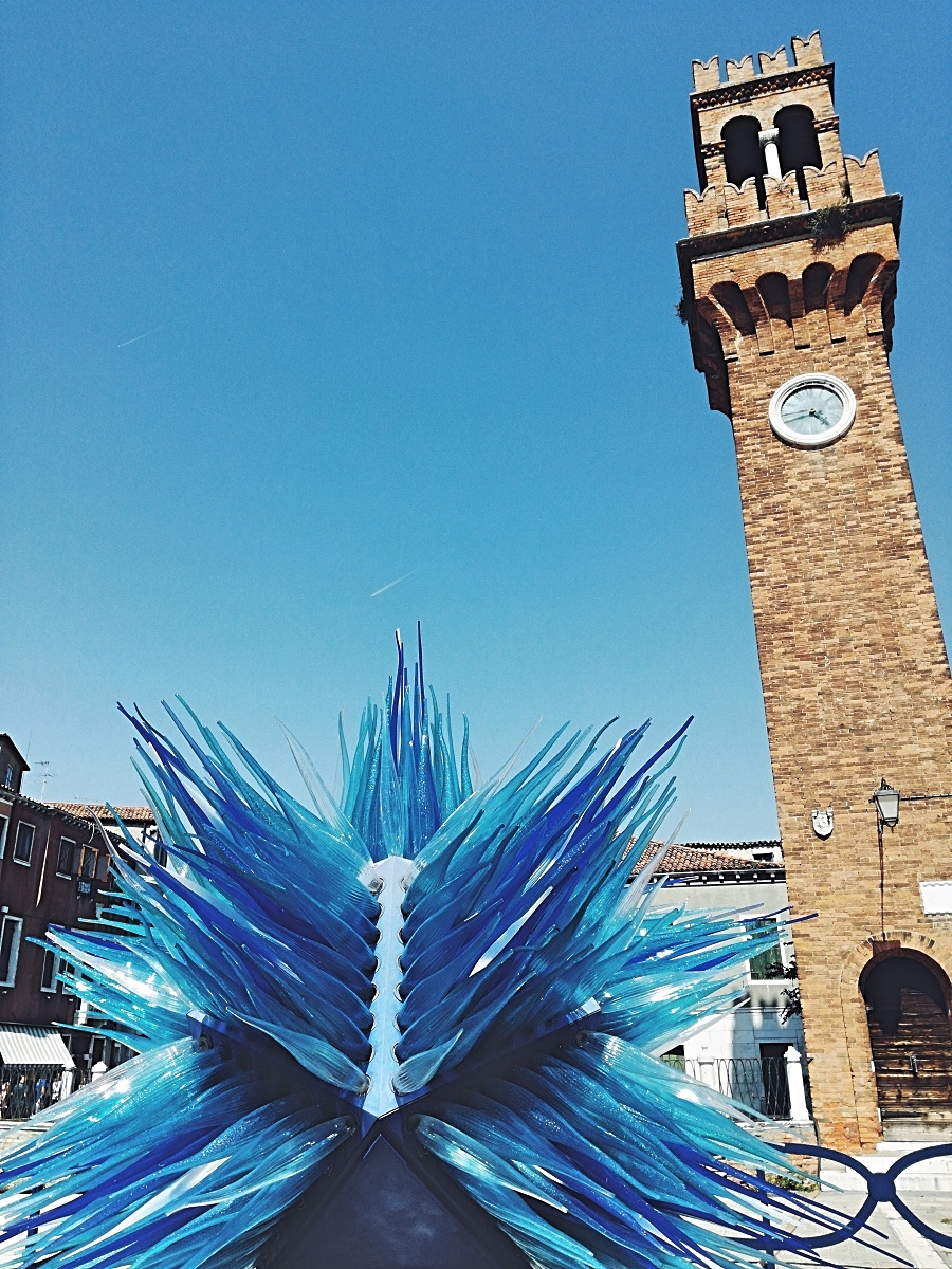 Travels in Italy - Murano - The Glass Island