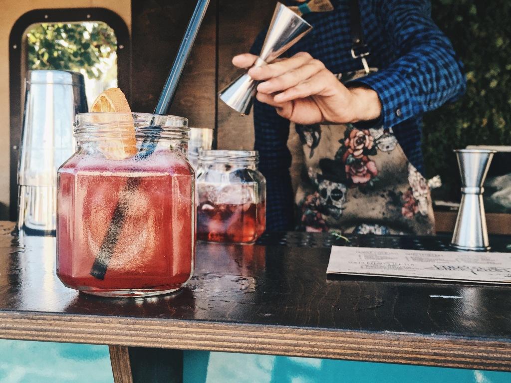 Travel Cocktails коктейли
