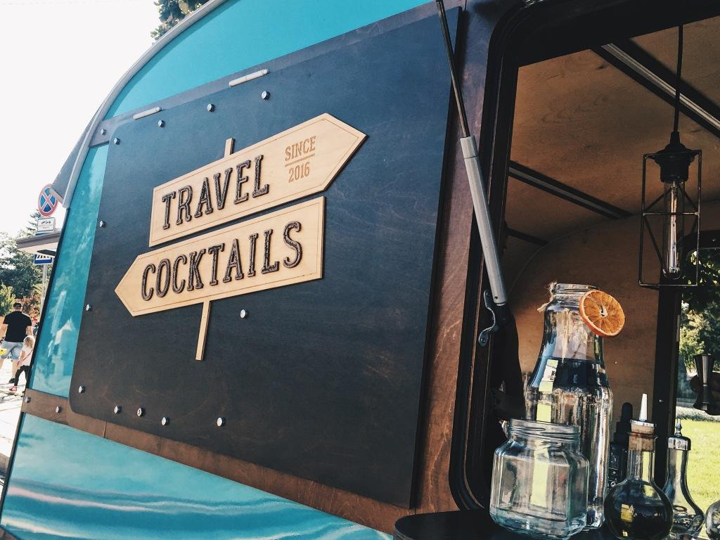 Travel Cocktails коктейли рецепти