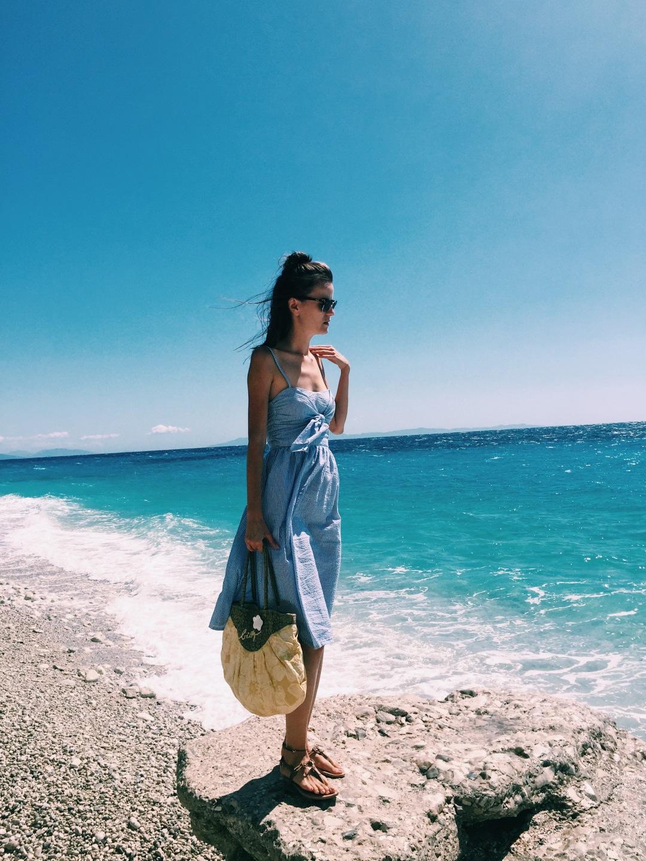 Beaches in Albania - Dhermi
