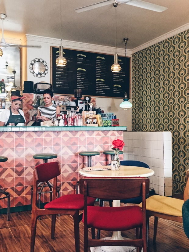 Best cafes in Madrid
