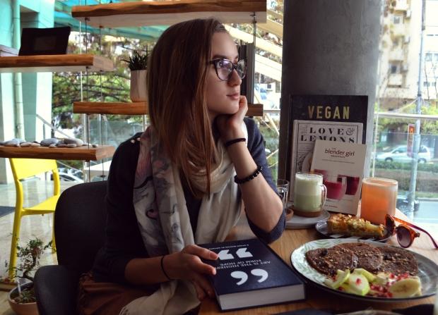 Матча лате - Веган ресторанти София