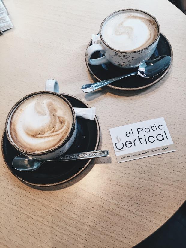 Cafe Vertical Madrid