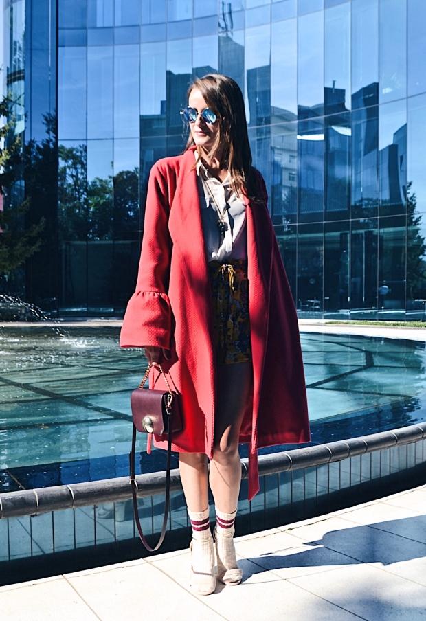 Червеният цвят на есен 2017 - Pantone Fall 2017 Colour Report