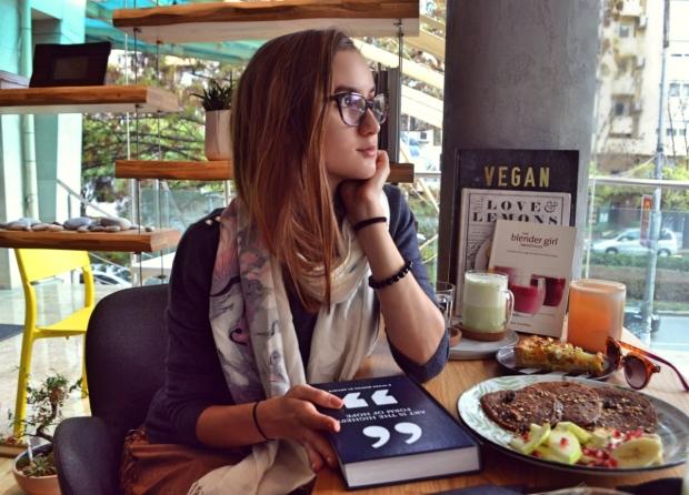 Parallel 43 vegan pancakes