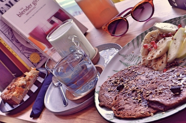 Vegan food in Sofia Bulgaria - Parallel 43 cafe