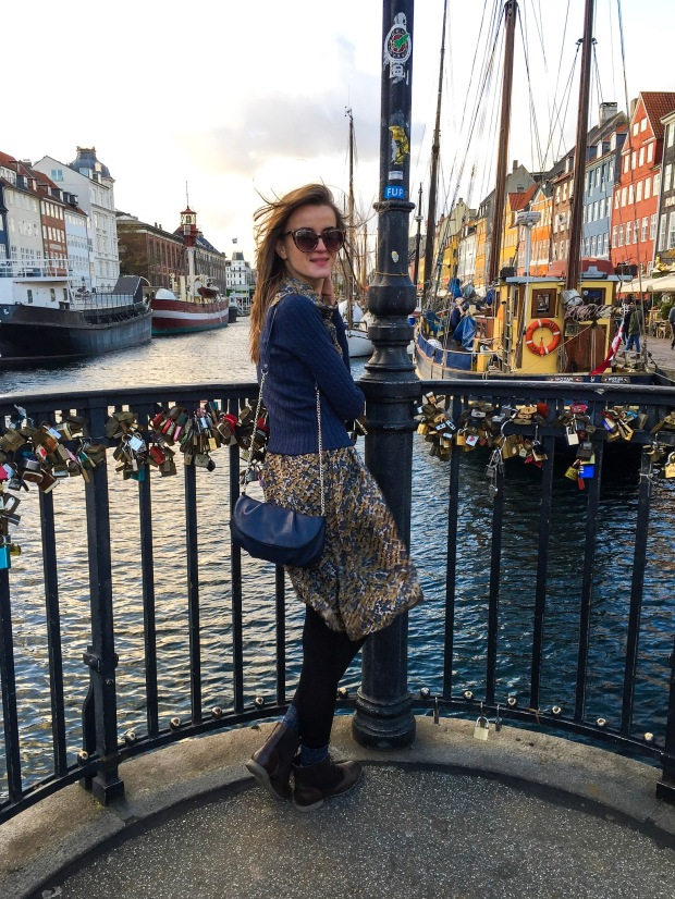 Nyhavn Copenhagen Hans Christian Andersen house