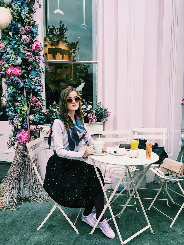 Peggy Porschen Belgravia - London