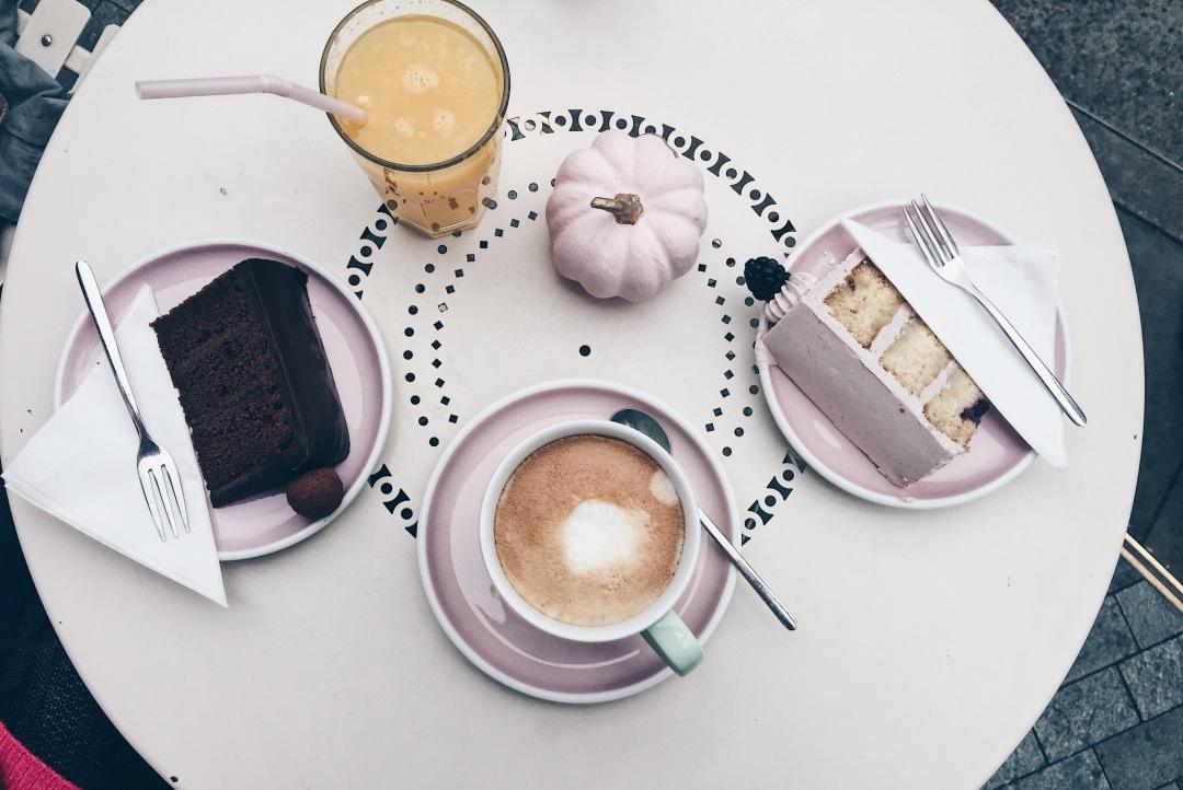 Peggy Porschen Bakery Cupcakes Cakes