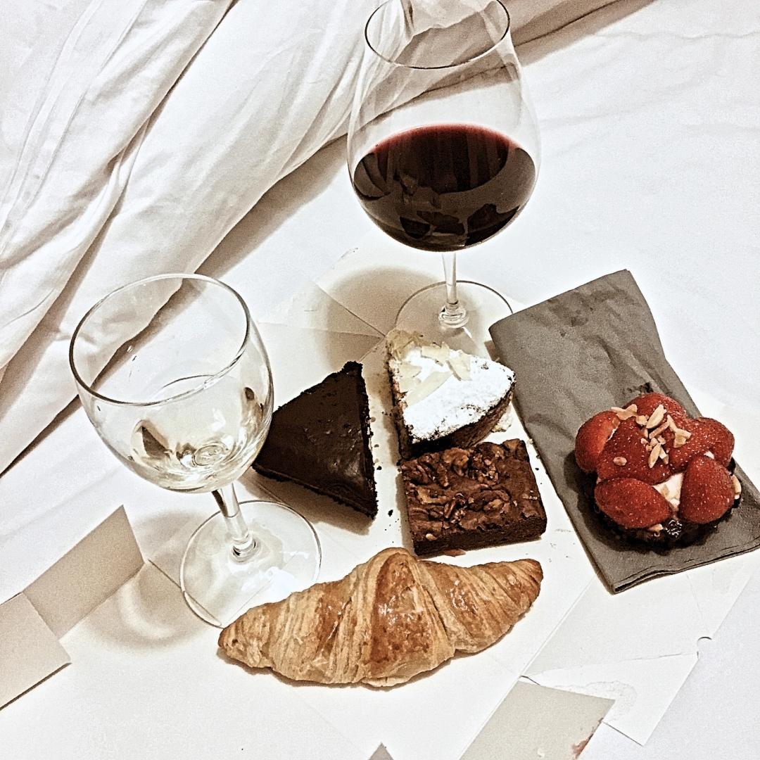 Lagkagehuset pastry bakery Denmark