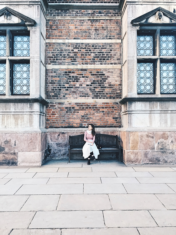 Замък Росенборг Копенхаген