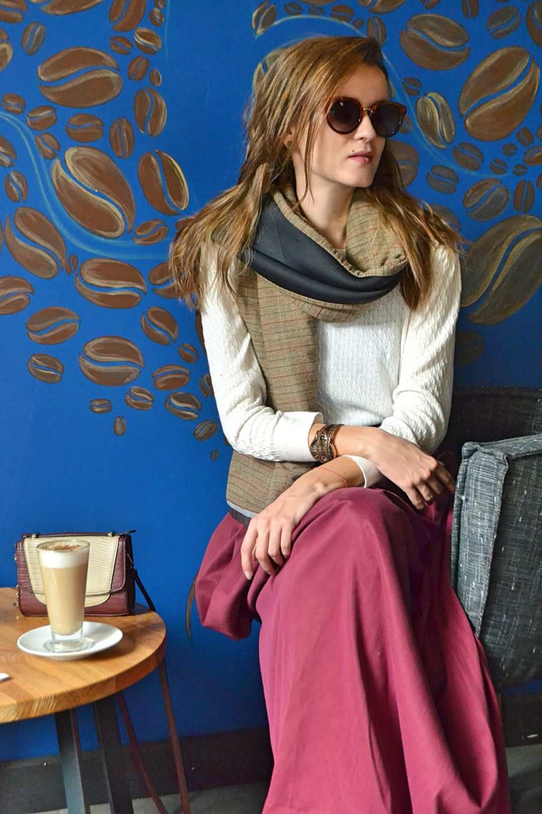 Winter scarfs trends 2018 Artelie