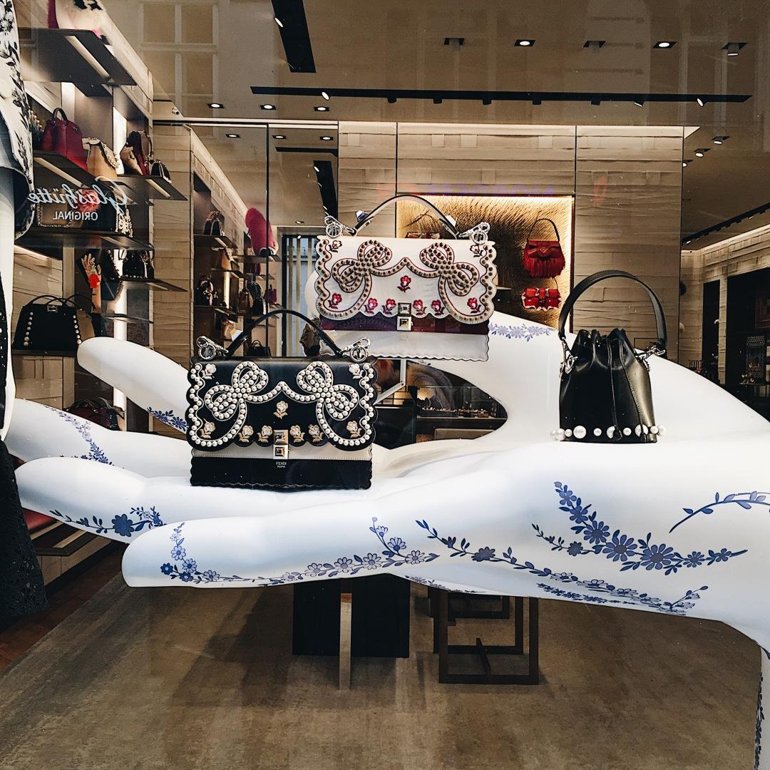 Christian Dior store Wien Kohlmarkt 6