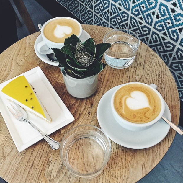 Third wave coffee in Vienna - Kaffemik coffee