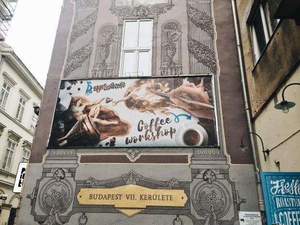 Budapest Coffee Culture - Кафе и култура в Будапеща