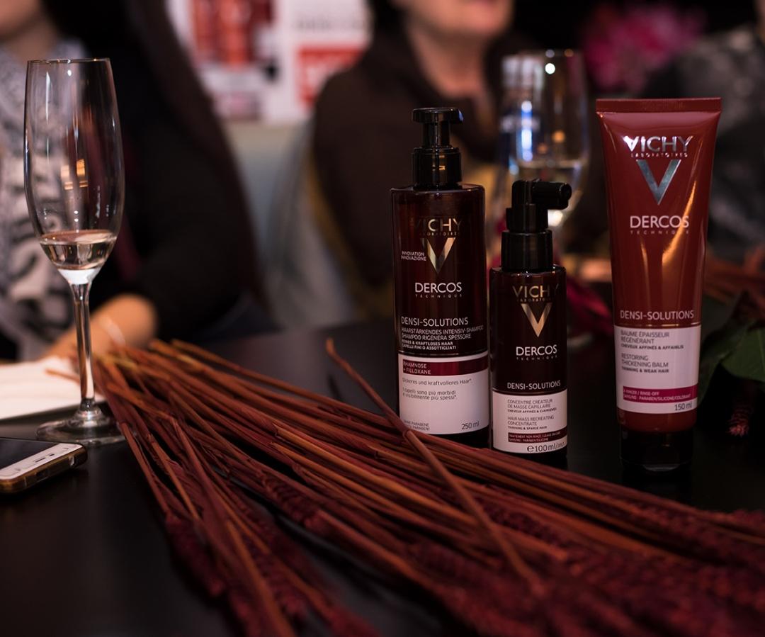 Decros Densi-Solutions Vichy shampoo
