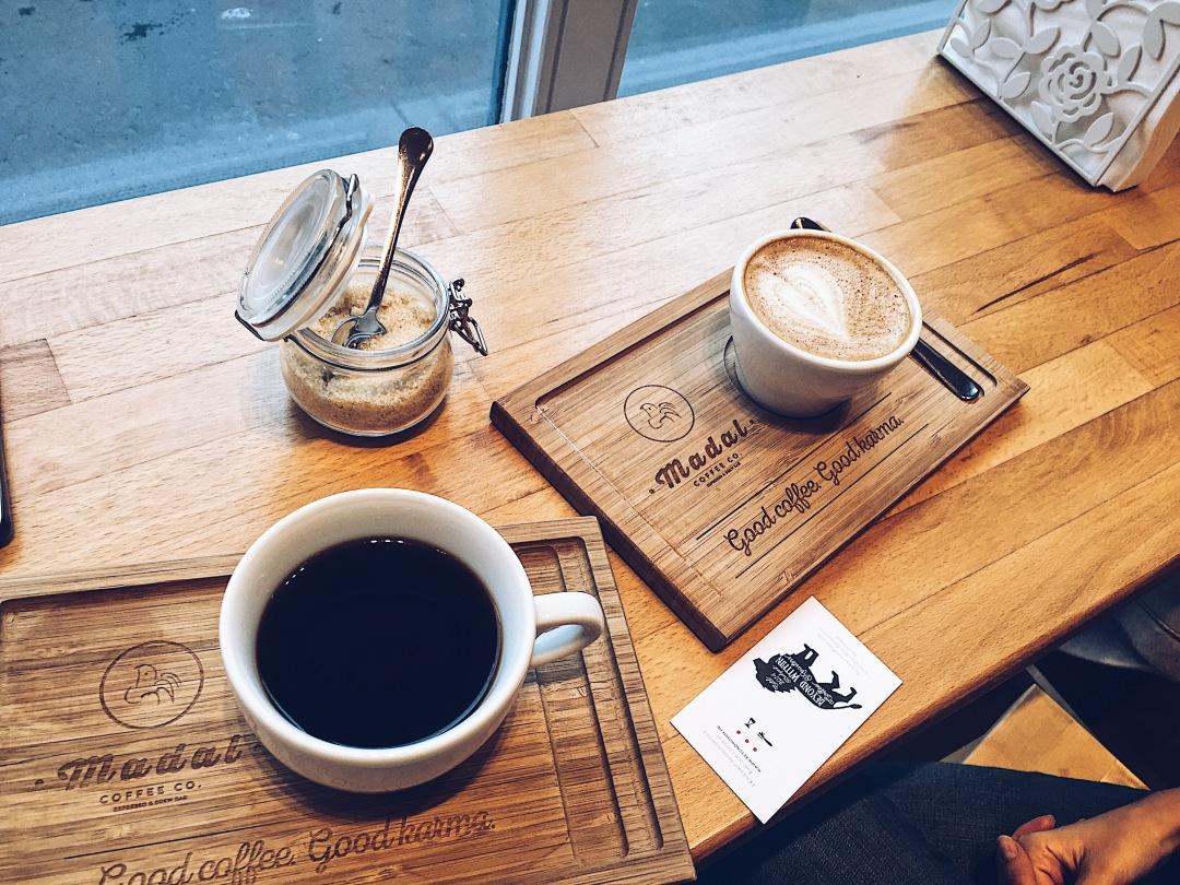 Madal Cafe Budapest Hungary