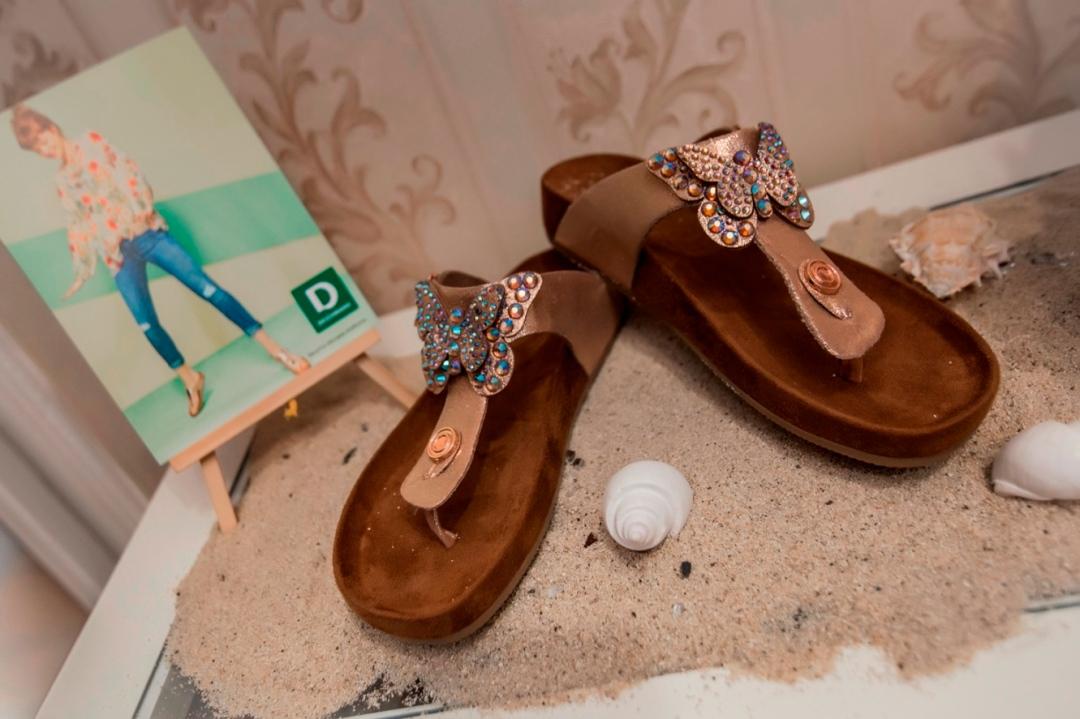 Обувки лято 2018 Deichmann - чехли и сандали