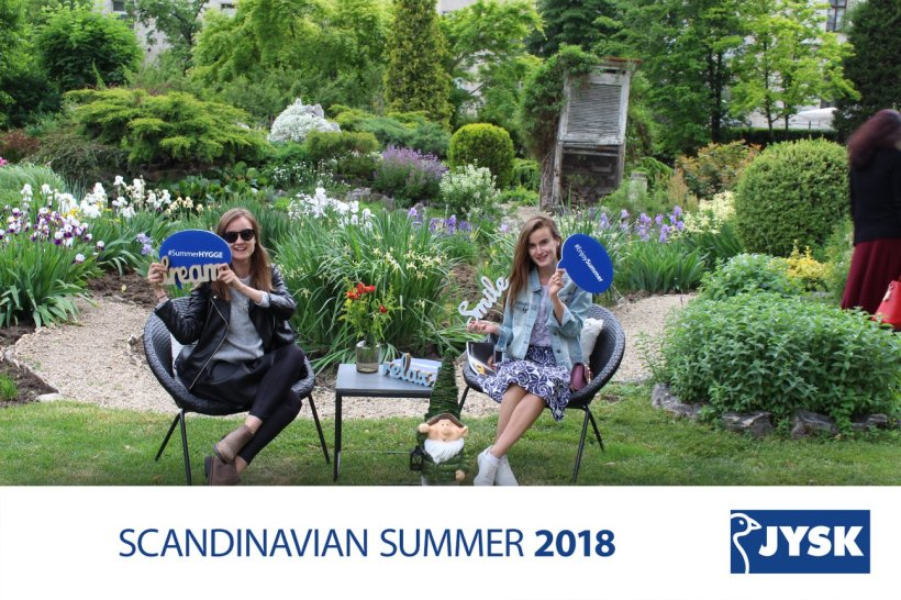 JYSK Bulgaria Scandinavian design spring-summer collection