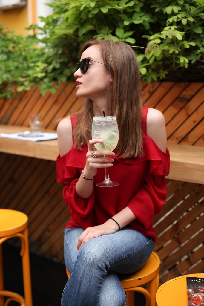 World Class Cocktail Week Nathalie Dakova