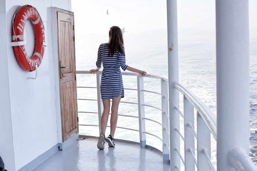 Ферибот към остров Тасос - зеления рай
