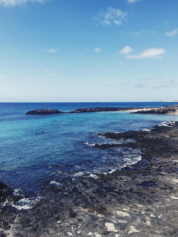 Playa del Jablillo - Costa Teguise, Lanzarote
