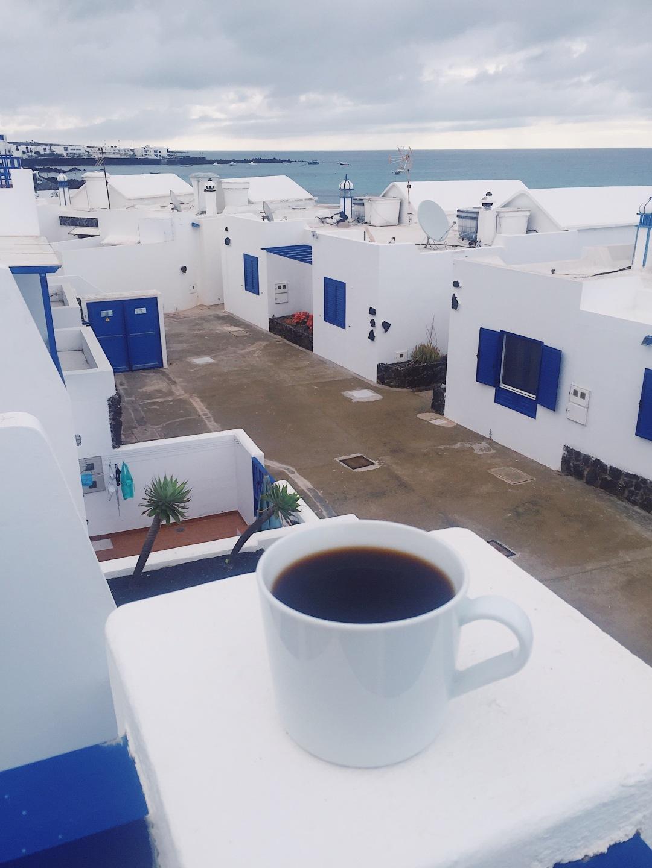 Пунта Мухерес, Ария, Лас Палмас, Лансароте - Канарски острови
