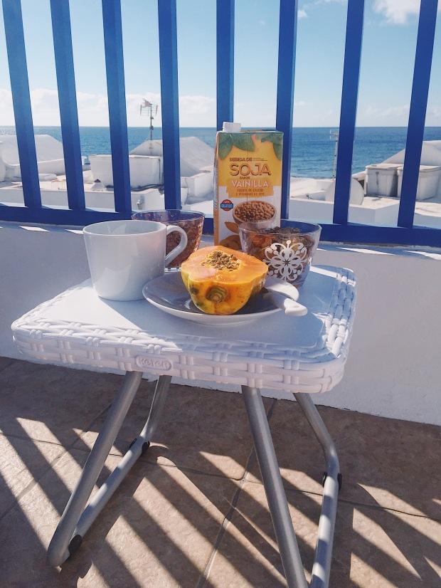 Пунта Мухерес, Ария, Лансароте - Punta Mujeres, Haría, Lanzarote
