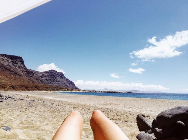 playa Bajo del Risco