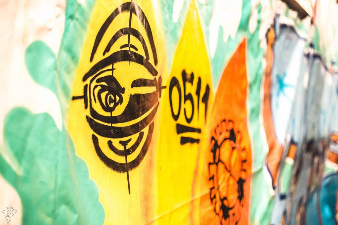 Bass Sea Festival OSMC 0511 graffiti workshop